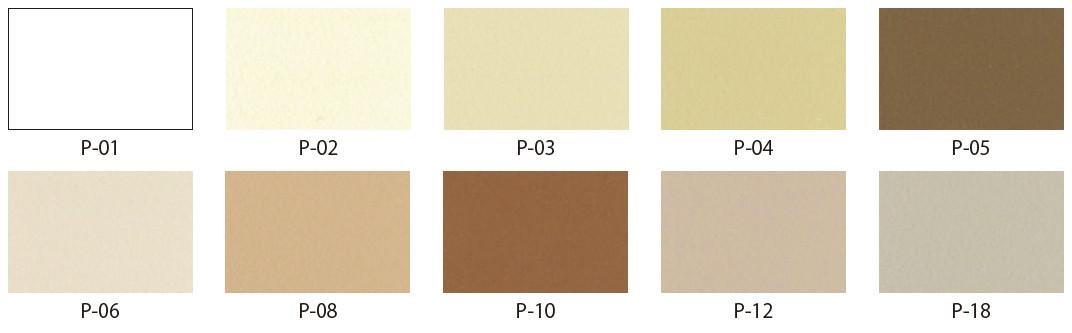 共通標準色例